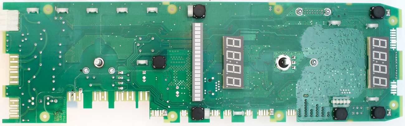 Control pcb *Sicotronic* CM_P 61-202 As of 09/2011
